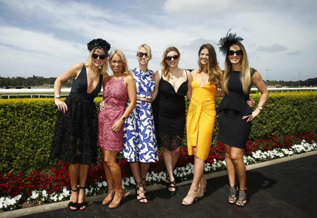 theraces.com.au Moet and Chandon Spring Champion Stakes Day at Royal Randwick Racecourse 2016