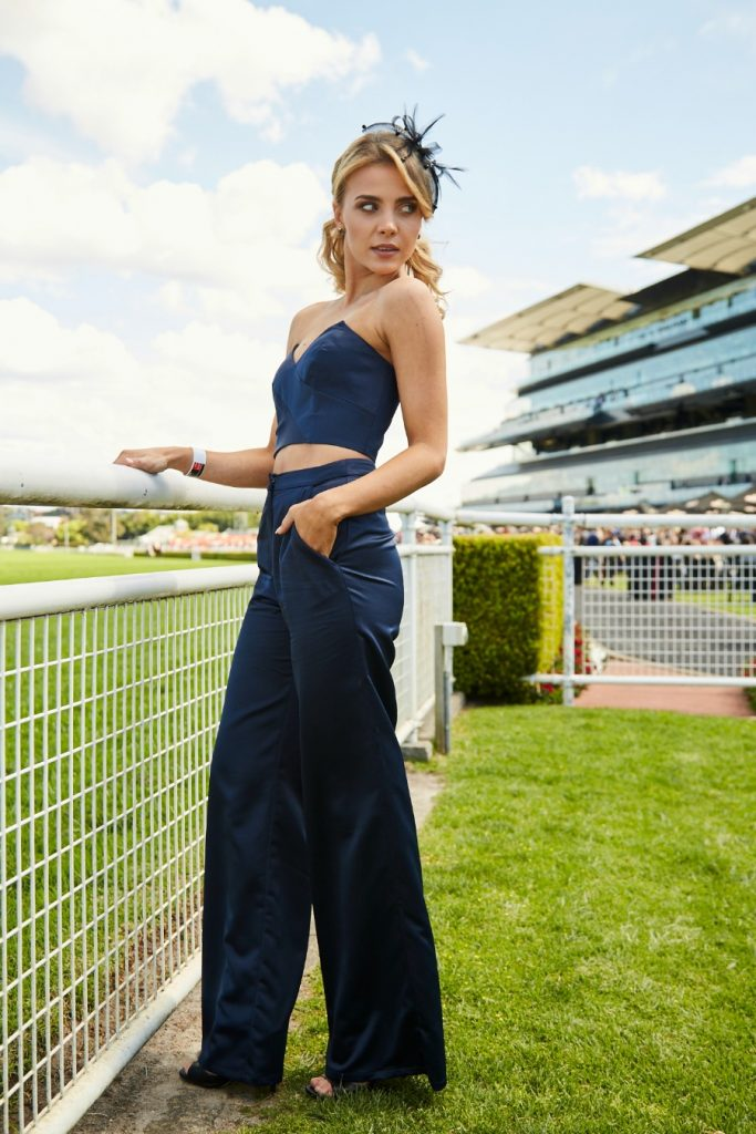 Olena Khamula the bachelor randwick racecourse colgate optic white 2016