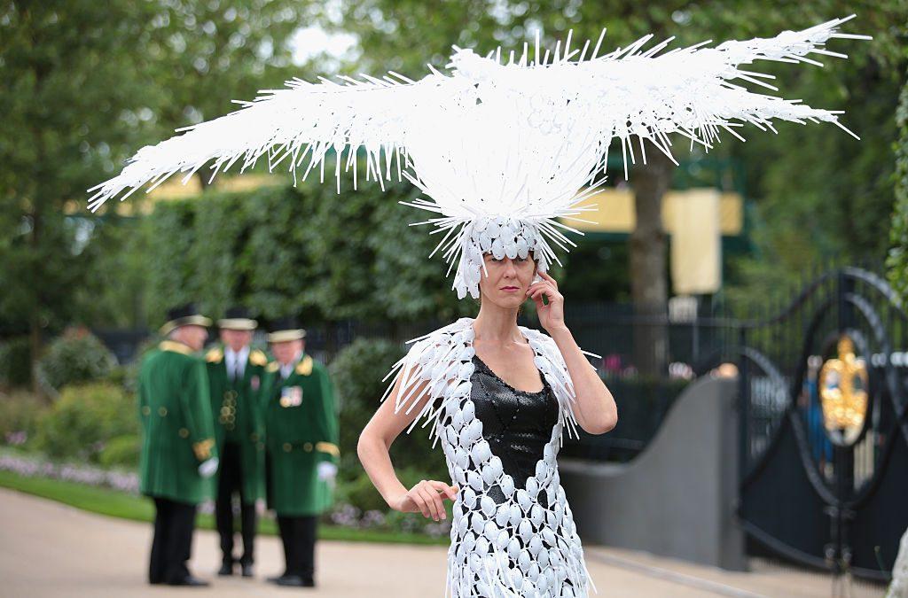 Royal Ascot. Image credit: Getty.