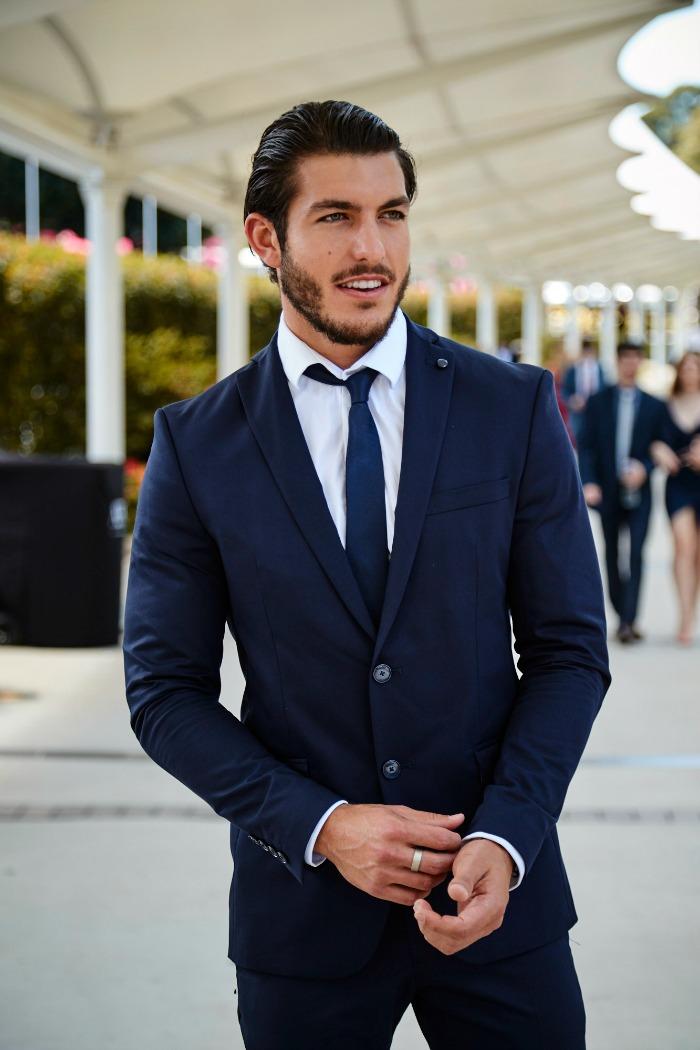Men's racing fashion Sydney
