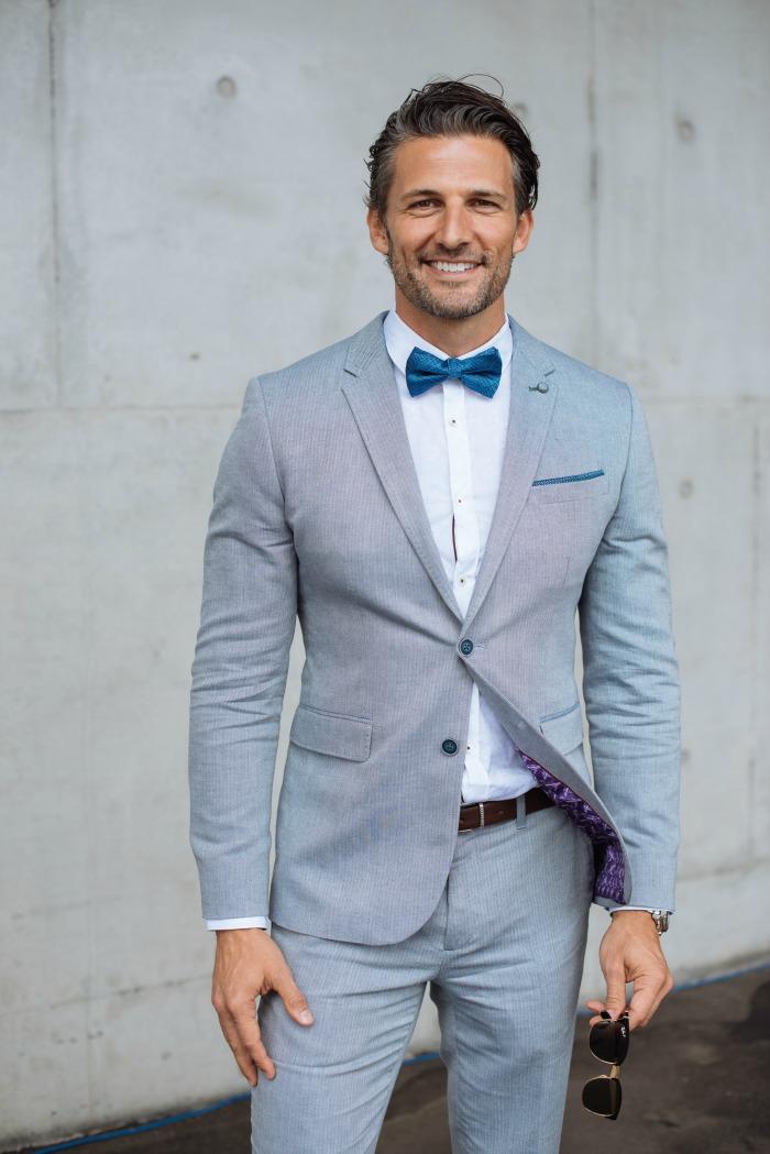 Tim Robards racing fashion Randwick Sydney