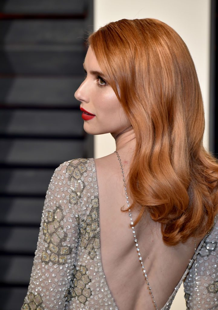 Long Hair Styles The Races Red Hair Celebrity