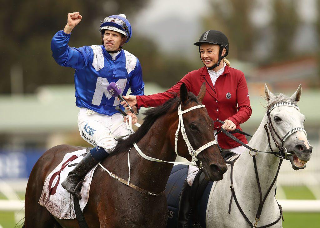 Winx Sydney Royal Randwick The Races