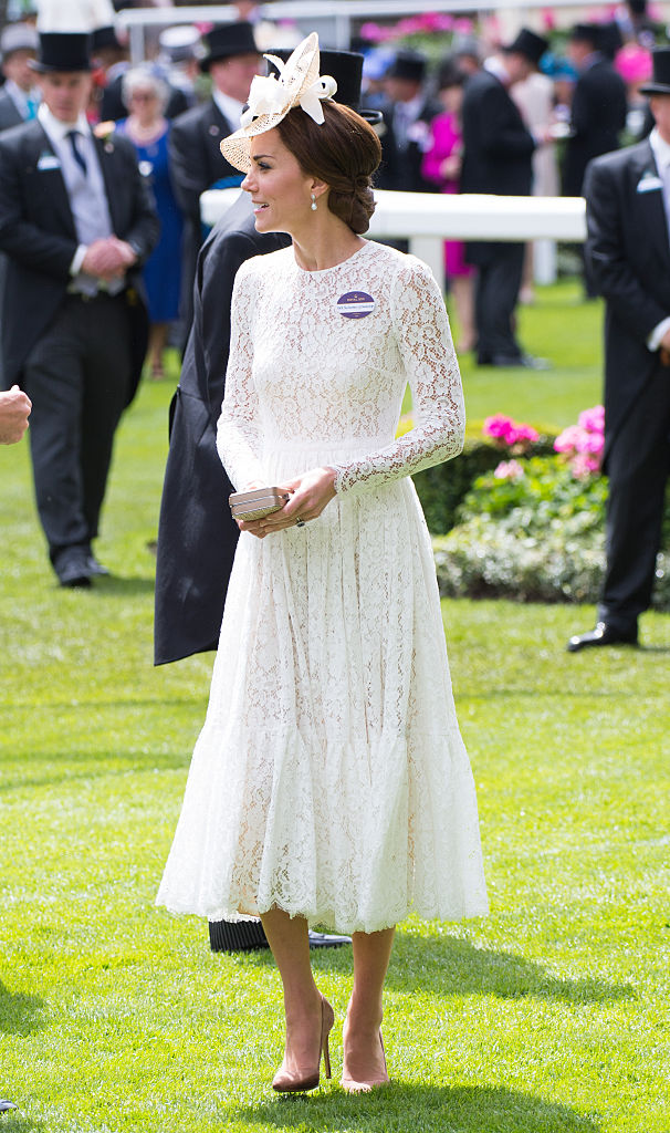 celebrities at the races. Kate Middleton Duchess of Cambridge