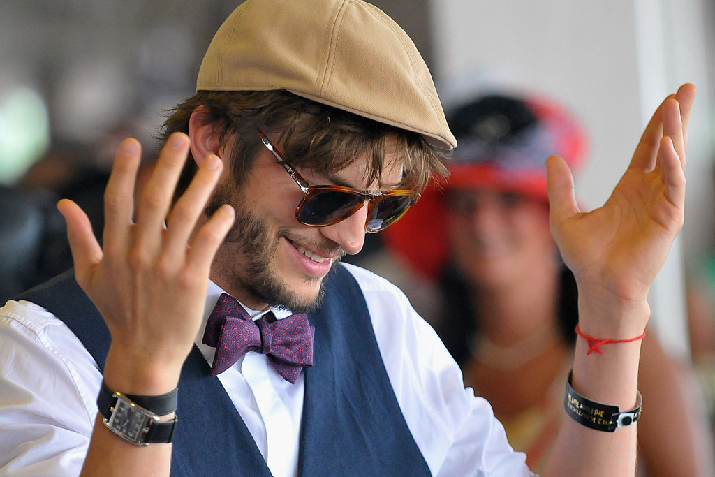Kentucky Derby Ashton Kutcher