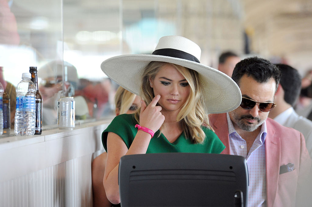 Kentucky Derby Kate Upton