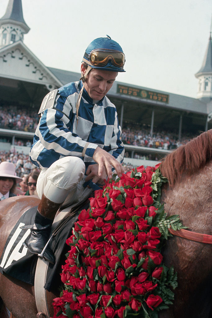 Ron Turcotte winner Kentucky Derby 1973