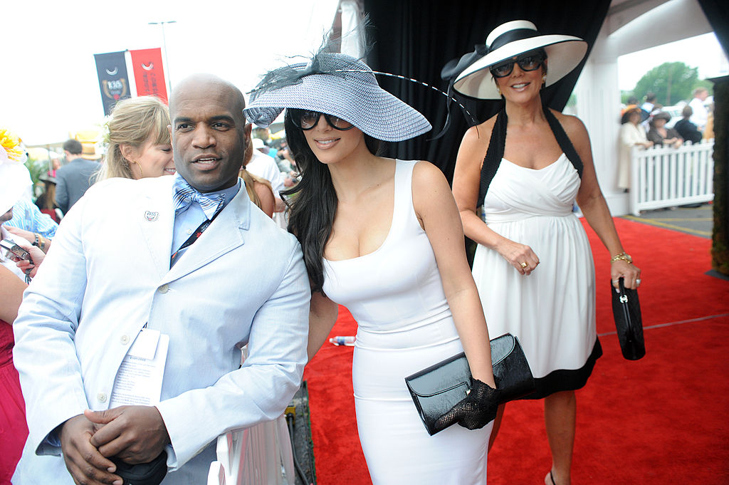 Kentucky Derby Kim Kardashian